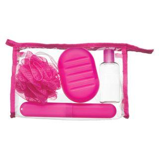Assistência Técnica, SAC e Garantia do produto Kit de Viagem Colors Ricca Kit