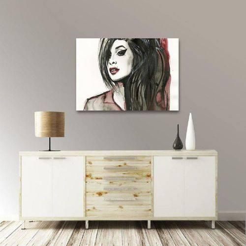 Assistência Técnica, SAC e Garantia do produto Quadro Amy Winehouse Art Decorativo
