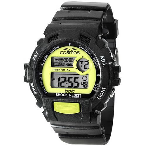 Assistência Técnica, SAC e Garantia do produto Relógio Masculino Cosmos Digital Esportivo OS41379G
