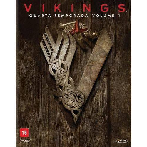 Assistência Técnica, SAC e Garantia do produto Vikings - 4ª Temporada, V.1 (Blu-Ray)