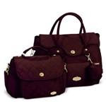 Assistência Técnica e Garantia do produto Kit de Bolsa Maternidade Vinho B20W14
