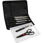 Assistência Técnica e Garantia do produto Kit para Churrasco 7 Peças - Western